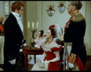 Онегин, Татьяна и её муж-генерал