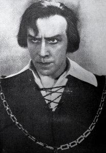 замысел, Гамлет-Дудников._1938