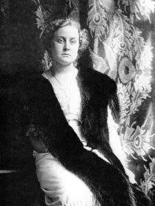 Булг Варвара Булгакова, сестра писателя, прототип Елены из Белой гвардии