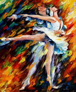 ром, балет