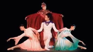 сон в кр балет