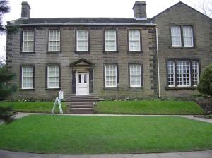 Гроз Музей семьи Бронте. Англия. Западный Йоркшир