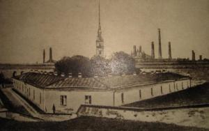 Обитель, Ограда вокруг Омского острога, в котором сидел Достоевский