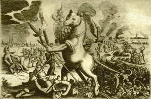 Сон, Гим. Дочь греха. Образ Тридцатилетней войны (1618-1648 гг.)
