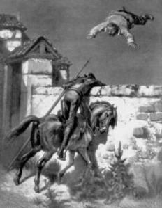 Дон-Кихот. Иллюстрация Г. Доре